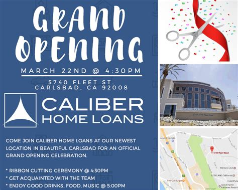 caliber home loans carlsbad chamber of commerce