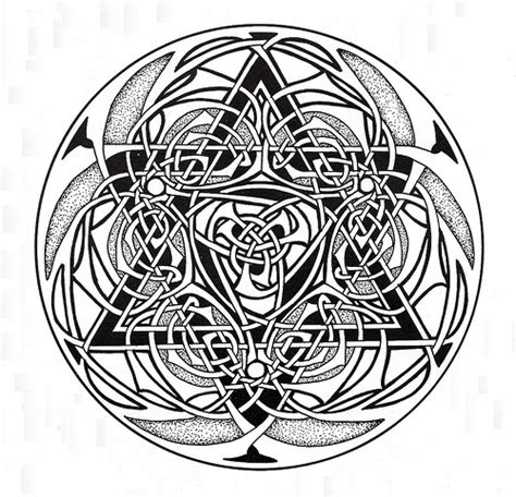 pics of designs bibliodyssey celtic designs