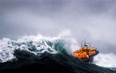 On Board With An Rnli Lifeboat Crew Yachting World