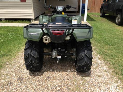 12 vs 14 rims honda foreman forums rubicon rincon rancher and zilla pictures honda atv forum