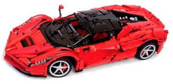 Lego technic ferrari laferrari rc the lego car blog