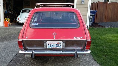 1970 opel kadett wagon 1970 opel kadett l wagon german cars for sale blog