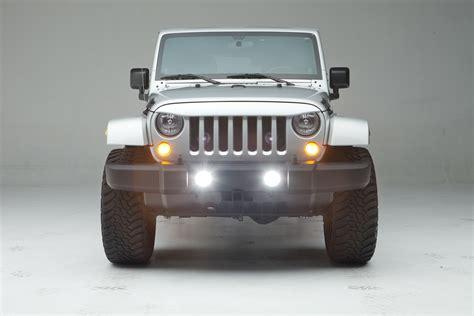 Undercover Nighthawk Jeep Wrangler Jk Light Brow Black