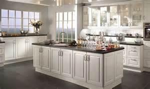 White Modern Kitchen Designs Ada Mutfak Modelleri 2015