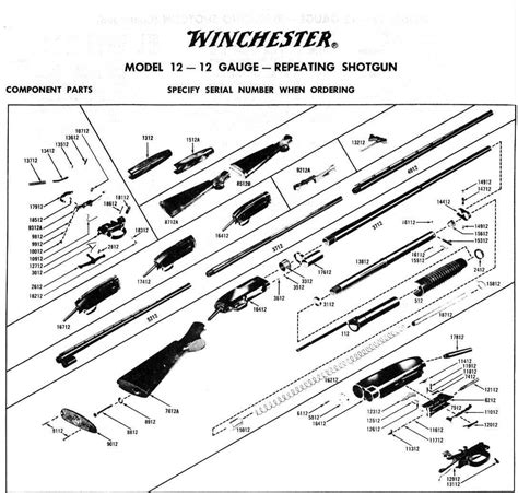 winchester model 94 parts diagram parts diagram winchester model 94 gallery how to guide