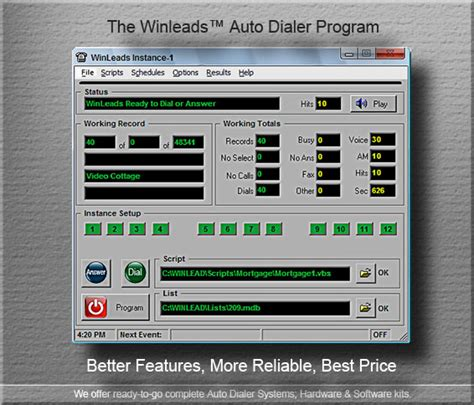 Best Auto Dialer Software by Usautodialer Best Priced Automatic Phone Dialers