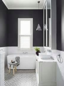 Black White And Silver Bathroom Ideas Id 233 Es D 233 Co Pour Une Salle De Bain Grise Deco Cool