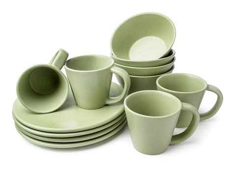 dinnerware colors 12pc dinnerware set 4 colors