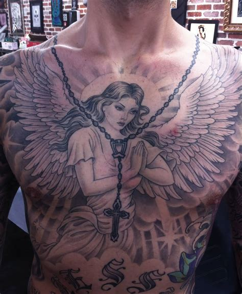 praying angel tattoos for men 50 praying tattoos
