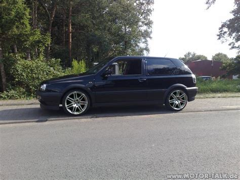 Kaos Golf Exclusive Design 018 golf new4 golf iii mit rs4 design felgen vw golf 3