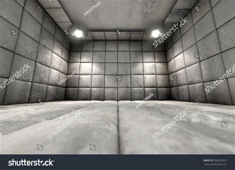 padded white room white padded cell mental hospital stock illustration 360222053