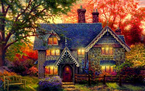 Cottage Wallpapers by Free Cottage Wallpaper Pixelstalk Net