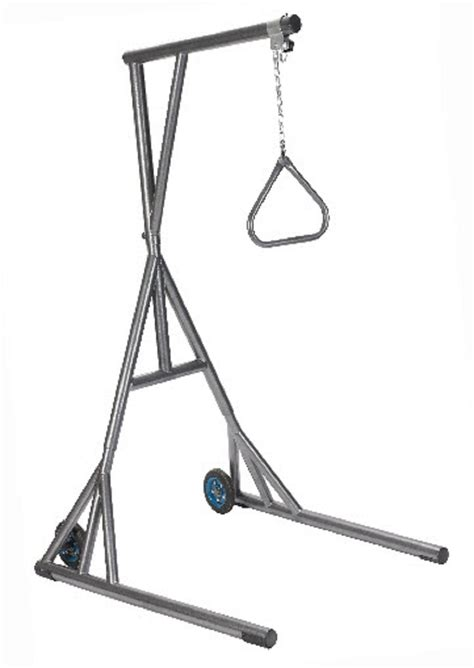 bariatric hospital bed  standing trapeze
