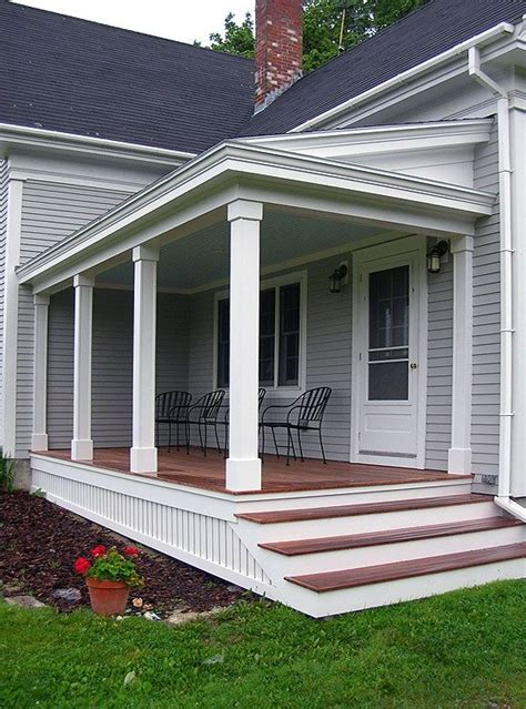covered front porch plans 17 best ideas about front porch deck on patio