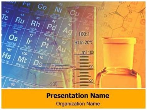 Chemistry Templates And Professional Powerpoint Presentation On Pinterest Free Chemistry Powerpoint Template