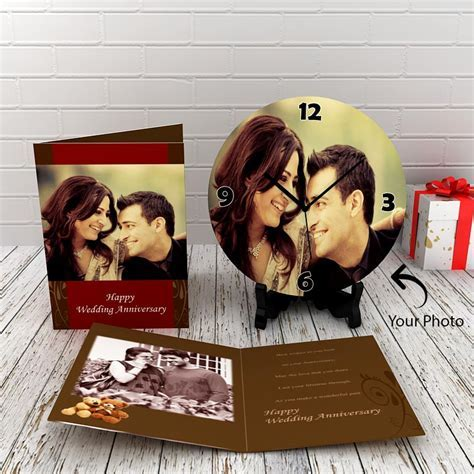 Personalised Anniversary Gift For Husband India