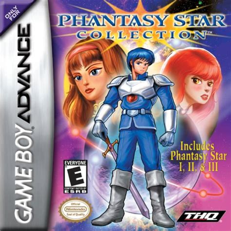 emuparadise how to play phantasy star collection u mode7 rom