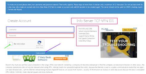 membuat vpn gratis internet cara membuat vpn premium gratis di tcpvpn com tips dari
