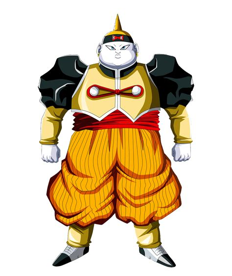 z androids android 19 character bomb