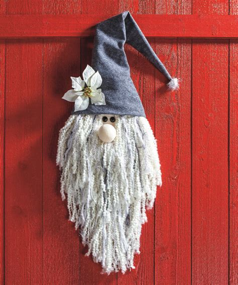 christmas gnome wall decor favecrafts com