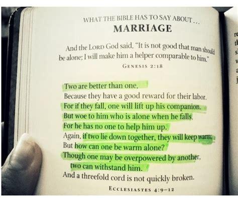 Biblical Marriage Quotes. QuotesGram