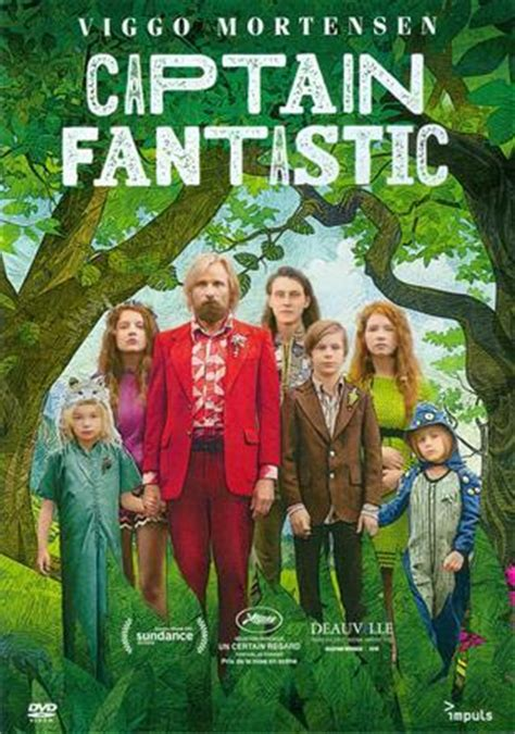 film 2017 humour captain fantastic en dvd blu ray s2pmag