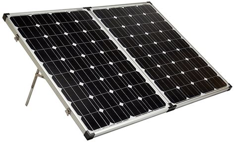 8 best portable solar panels in 2018 prettymotors - Zap Solar Panel