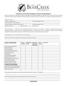 evaluation of teachers performance template best photos of performance evaluation template