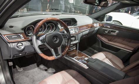 2014 Mercedes Benz E350 Interior Car And Driver