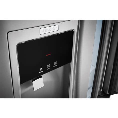 Water Dispenser Electrolux ew28bs87ss electrolux door refrigerator w water dispenser