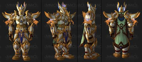 setter define wow patch 7 3 tier 21 armor sets mmo chion