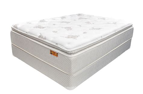 pillow top bed sheets corsicanna bedding wescott pillow top queen mattress set