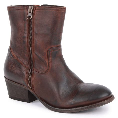 h by hudson womens ankle boots