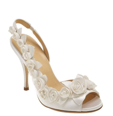 10 Prettiest Wedding Shoes by Top 10 Best Wedding Shoes