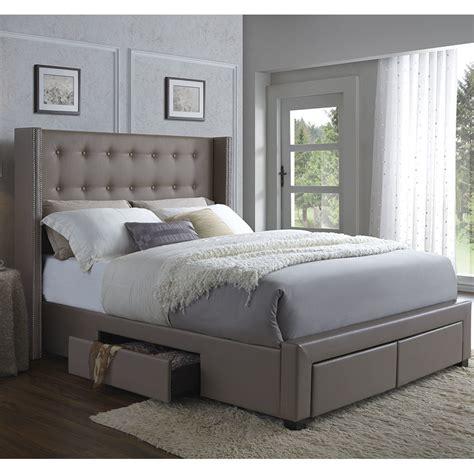 Thousand Oaks Storage Platform Bed & Reviews   AllModern