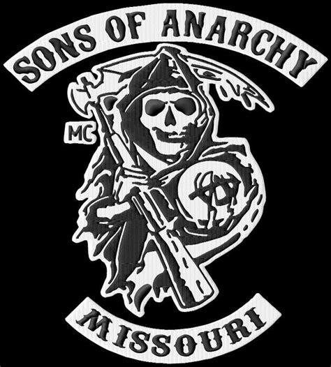 sons of anarchy logo template the world s catalog of ideas