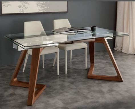 tavoli cristallo moderni tavolo gaud 236 647 tavoli cristallo allungabili tavoli