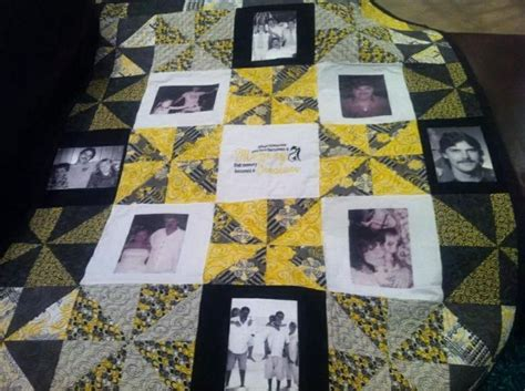 Photo Memory Quilt Ideas by Memory Quilt Idea Craft Ideas