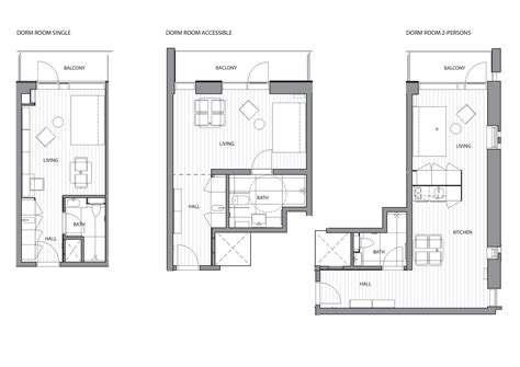 plan my room gallery of student housing c f m 248 ller 51