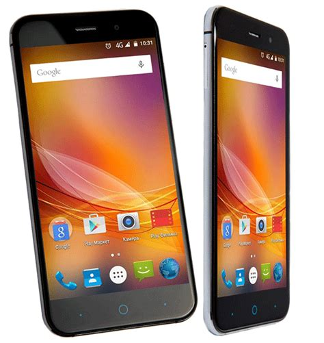 Zte Ram 2gb zte blade z7 with 5 inch display 2gb ram and 4g lte has