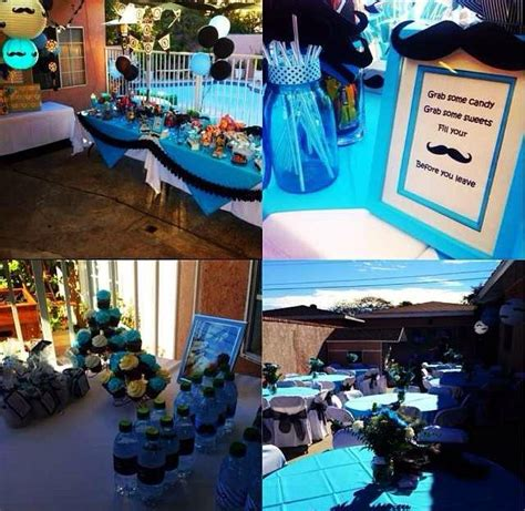 Baby Shower Mustache Theme by Mustache Theme Baby Shower Baby Shower Ideas