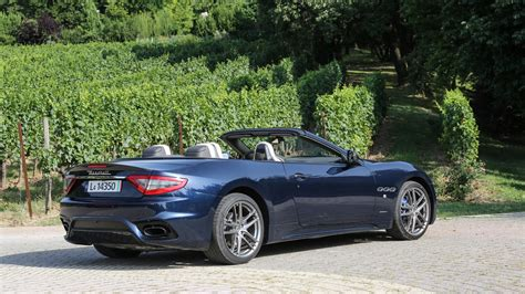 Maserati Gran Cabrio by Maserati Grancabrio Sport 2017 Review By Car Magazine