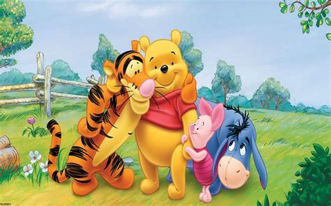 Winnie The Pooh by Winnie The Pooh Hd Wallpapers