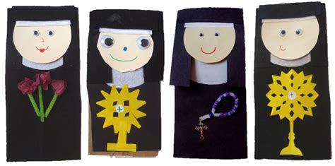 All Paper Crafts - catholic icing all saints day link up