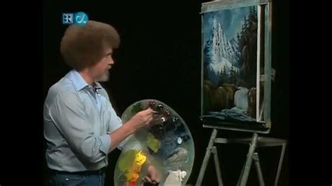bob ross yellow painting bob ross royal majesty speed painting