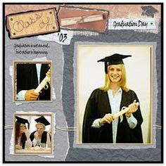 scrapbook layout graduation 1000 images about graduation scrapbook pages on pinterest