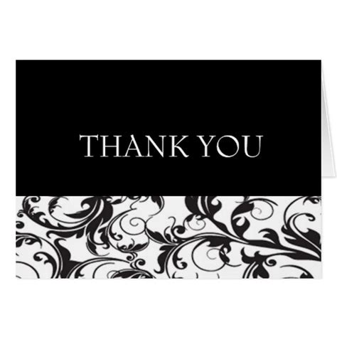 black and white thank you card template black and white thank you card template 28 images