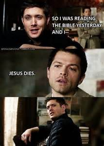 One of the reasons i love supernatural i imgur com