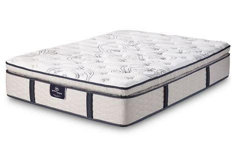 serta mattress serta sleeper grand sky plush mattress mathis brothers furniture