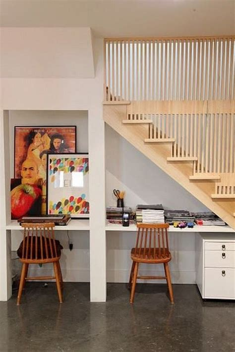 The Stairs Desk by Stairs Desk House